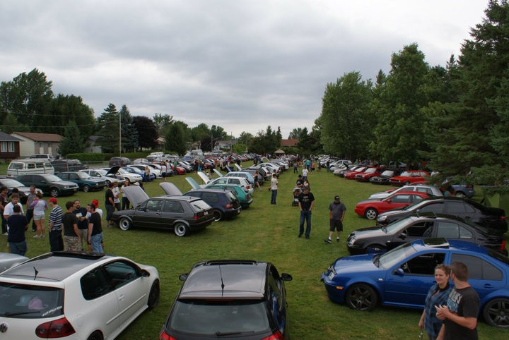 Volksfest Car Show Grounds